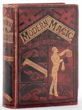 Hoffmann, Professor (Angelo Lewis). Modern Magic. New York: George Routledg