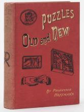 Hoffmann, Professor. Puzzles Old and New. London: Frederick Warne, ca. 1893