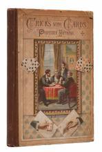 Hoffmann, Professor (Angelo Lewis). Tricks with Cards. London, ca. 1884. Fi