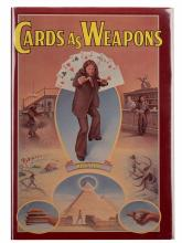 Jay, Ricky. Cards as Weapons. New York: Darien House, 1977. First edition.