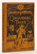 Johnson, George. Conjurers' Tales. London: Munro's, 1910. First edition. Pi