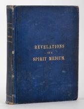 Medium, A. (pseudo. Elijah Farrington). Revelations of a Spirit Medium. St.