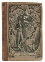 Preston, Paul. The Fireside Magician. New York: Dick & Fitzgerald, 1870. Fi