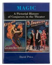 Price, David. Magic: A Pictorial History of Conjurers in the Theater. New Y