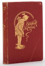 Teale, Oscar. Higher Magic. New York: Adams Press, 1920. Number 63 from the