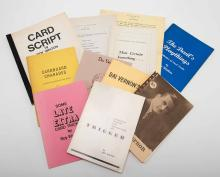 Walton, Roy. Collection of a Dozen Lecture Notes and Booklets. Including Da