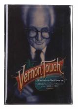 Vernon, Dai. The Vernon Touch: Writings of Dai Vernon in Genii, 1968Ã?1991.