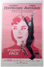 Funny Face. Paramount, 1957. One-sheet (27 X 41