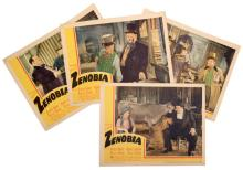 Zenobia. United Artists, 1939. Four different scarce lobby cards (11 x 14