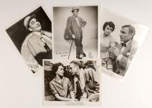 Olivier, Laurence. Signed Photo of Laurence Olivier. Circa 1961. Studio photograph (8 x 10