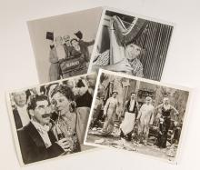 [Marx Brothers] Assortment of Movie Stills for The Marx Brothers. Undated. Ten different 8 x 10