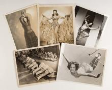 Women of the Circus Photo Archive. 1920s  1940s. Thirty-seven different original 8 x 10