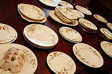 Royal Worcester Part Dinner Service Including