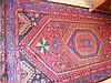 Rug, hand made Zanjan, origin Iran, size 245 x