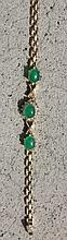 Lovely Chinese Jade Bracelet