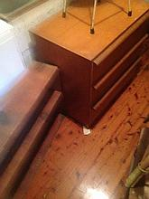 Chest Of Drawers And Two Shelf Units