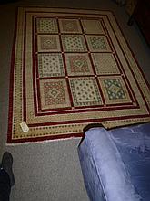 Rug, hand made Arianya (super fine), origin