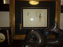 The Verve Suite, lithograph after Pablo Picasso,