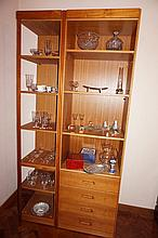 Parker Wall Unit With Drawers And Shelf