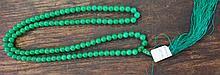 Beautiful Jade Beaded Necklace