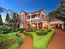 Heritage Listed Historial Home Contents Mansion Auction - Strathfield/ Homebush. The Estate of Chris and Sarah Rumore