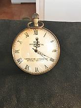 Ball Clock 8cm x 6cm