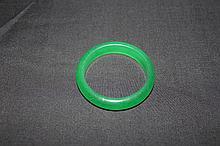 Chinese Emerald Green Jade  Bangle