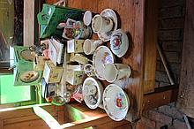 Large Collection of Bunnykins Ware ETc Including Royal Doulton