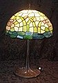 Bronze Tiffany Style Lamp