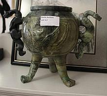 Jade Urn