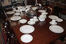 Royal Doulton Tea And Part Dinner Service Paisley