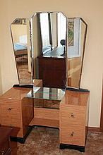 Four Draw Dressing Table