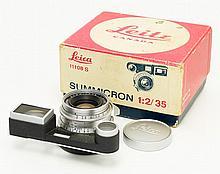 Leica M 2/35mm Summicron-M f. Leica M3