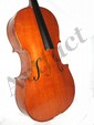 Cello Labeled Enrico Robella With Soft Case