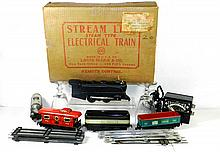 MARX ELECTRICAL TRAIN SET W/BOX