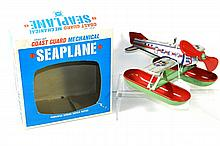 OHIO ART COAST GUARD SEAPLANE W/BOX