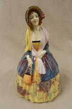 Sylvia' Royal Doulton Figurine