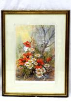 Robert Laessig Floral Print