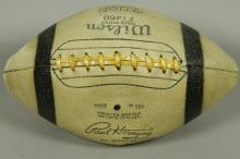 1963 Cleveland Browns Team Signed Football