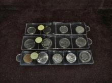 Lot of 13 coins from the Nederland's