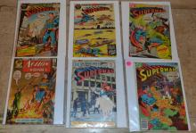 Lot of Silver Age Superman Comic's