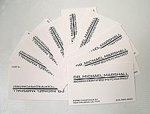 Hell Baby Dr. Marshall (Michael Ian Black) Cards