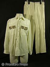 Crank 2 El Huron's (Clifton Collins Jr.) Costume