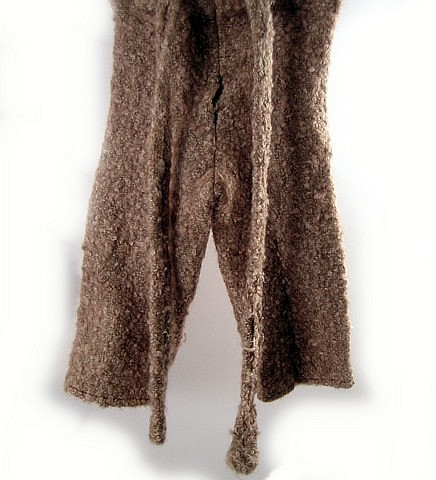The Hobbit Desolation of Smaug Dwarf Pants Costume