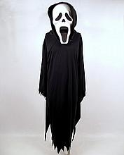 Scream 4 Ghostface Killer Costume