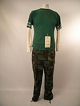 The Last Stand Lewis Dinkum (Johnny Knoxville) Movie Costumes