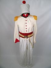 The Alamo (1960) Mexican Army Infantry Costume