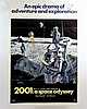 2001: A Space Odyssey Original Stanley Kubrick Signed Poster