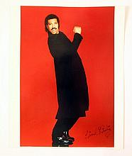 Lionel Richie Signed Photo