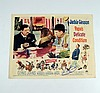 Papa's Delicate Condition Sammy Cahn Signed Lobby Card